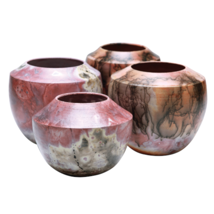 Nebulae Vessels designed & created by Claire Molloy